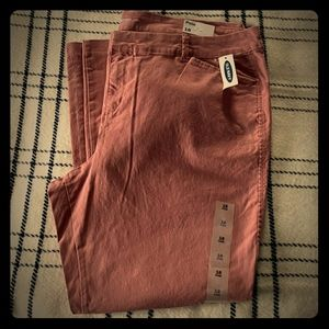 OLD NAVY PIXIE PINK PANTS PLUS Size 18